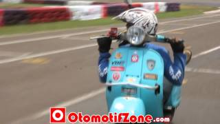Freestyle Vespa Event VBI GP seri 3 SIKC