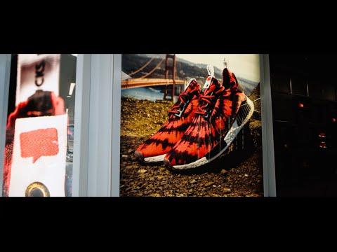 29e448ba6 Nice Kicks x Adidas NMD Release Recap at Nice Kicks SF - YouTube