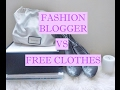VLOG: DOES FASHION BLOGGER GET FREE CLOTHES?