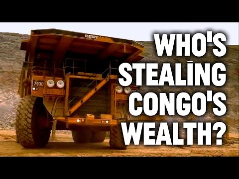 Why Isn't Congo as Rich as Saudi Arabia? Massive Tax Evasion