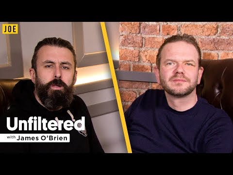Scroobius Pip talks poetry and rap with James O'Brien on JOE.co.uk podcast Unfiltered