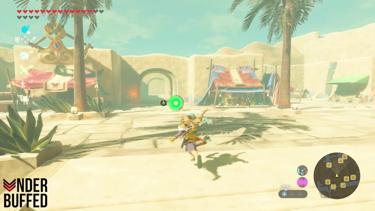 Zelda Botw How To Get The Secret Radiant Armor Secret