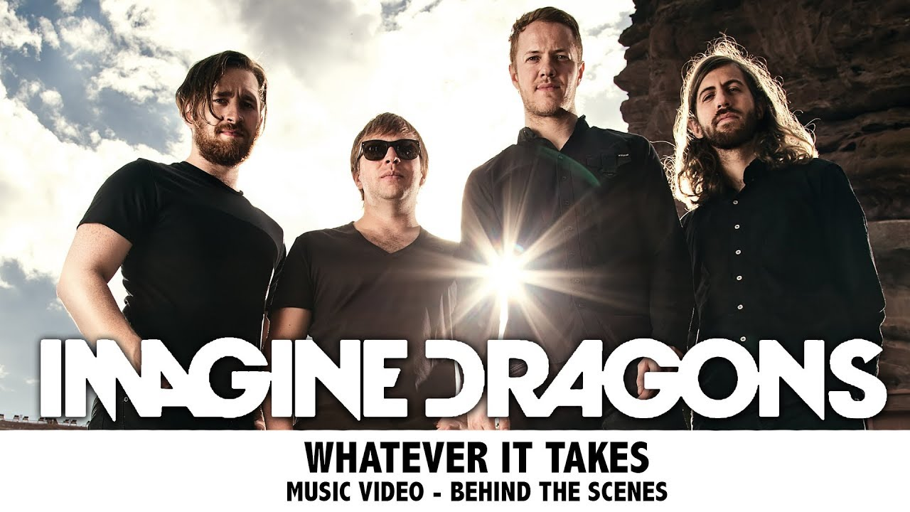 Imagine Dragons BRAND NEW Music Video