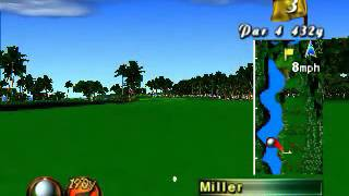 Waialae Country Club: True Golf Classics (Nintendo64)