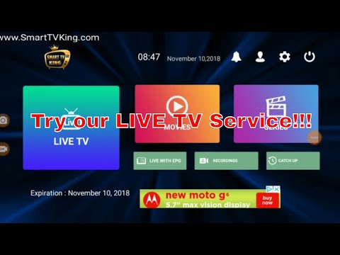 Repeat FREE 72 HOUR TRIAL FOR MARVEL IPTV INLUDES NFL SUNDAY
