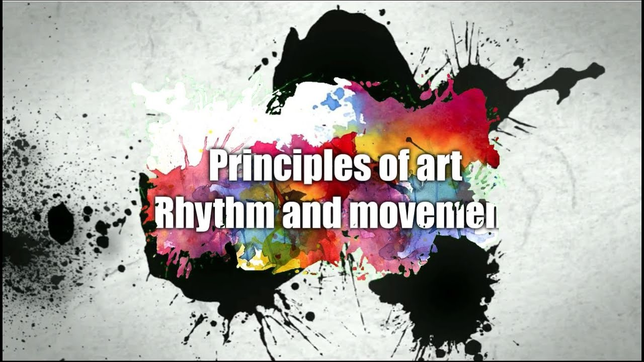 Basic Design Principles In Art : Principles of art rhythm and movement patreon.com epicartacademy