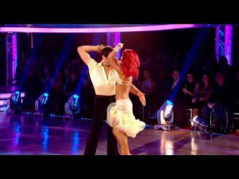 Matt Baker & Aliona Vilani  Salsa  Strictly Come Dancing  Week 11