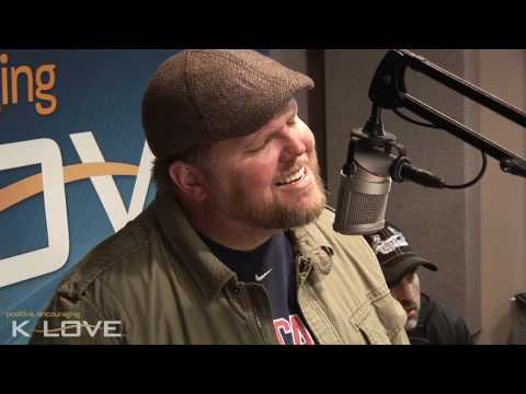 """K-LOVE - MercyMe """"All Of Creation"""" LIVE"""