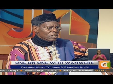JKL | One on One with Koigi wa Wamwere#JKLive  [Part 1]