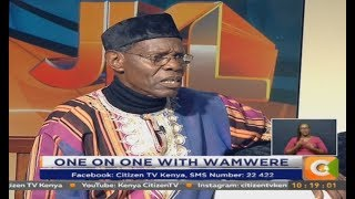 JKL | One on One with Koigi wa Wamwere#JKLive  [Part 1]