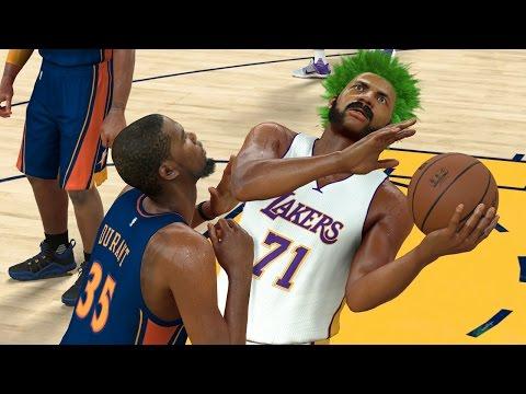 NBA 2K17 MyCareer #24 - Battle for the #1 Seed