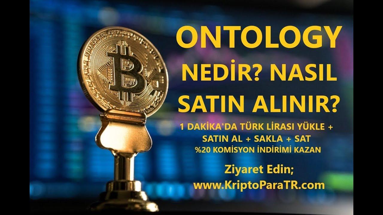 Ontology Türk Lirası ile nasıl satın alınır? (ONT) Nedir? Rehber Video