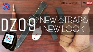 DZ09 Smart watch | New Straps ~New Look | 2017