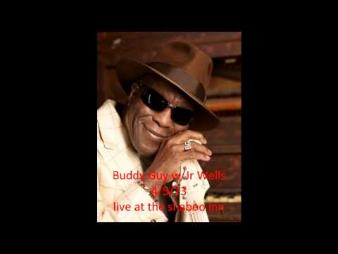 Buddy Guy - track 5 - The Thrill is Gone  4/5/73 @ the shaboo inn