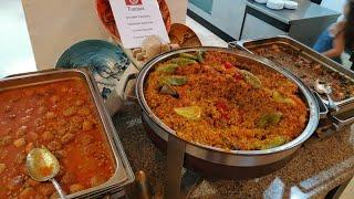 Какие специи? Национальная кухня Туниса.