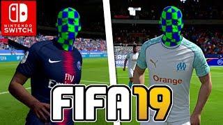 UN MATCH COMPLETEMENT WTF !   FIFA 19 NINTENDO SWITCH CO-OP FR
