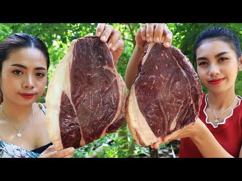 Yummy cooking Steak recipe – Cooking skill