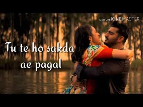 Tere Liye Song With Lyrics - Atif Aslam & Akanksha Bhandari