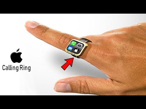 5 Unbelievable Smart Ring INVENTIONS That Replace Your SmartPhone - Calling Ring