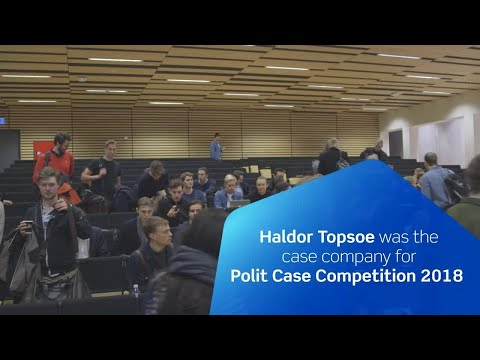 Summary of the Polit Case Competition 2018