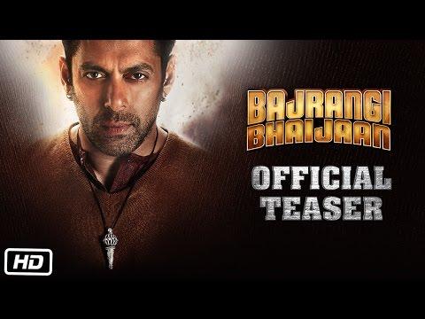 Bajrangi Bhaijaan - Official Teaser