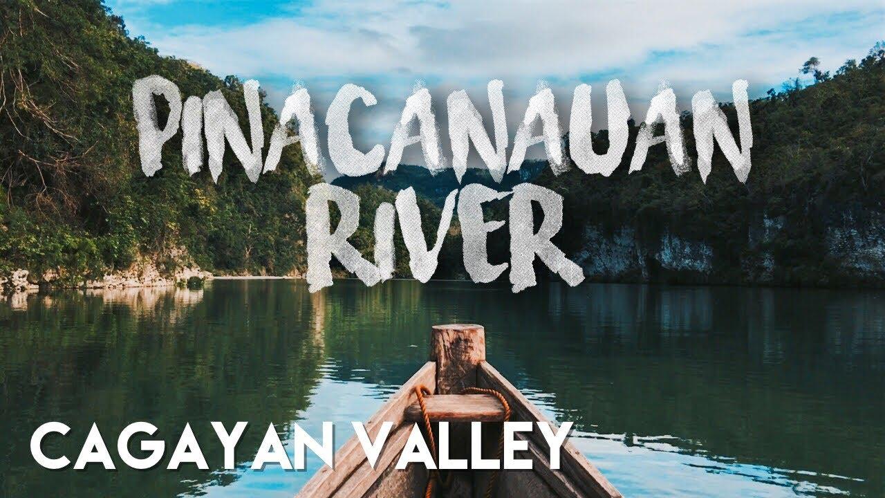 Exploring Pinacanauan River of Cagayan | Travel Vlog