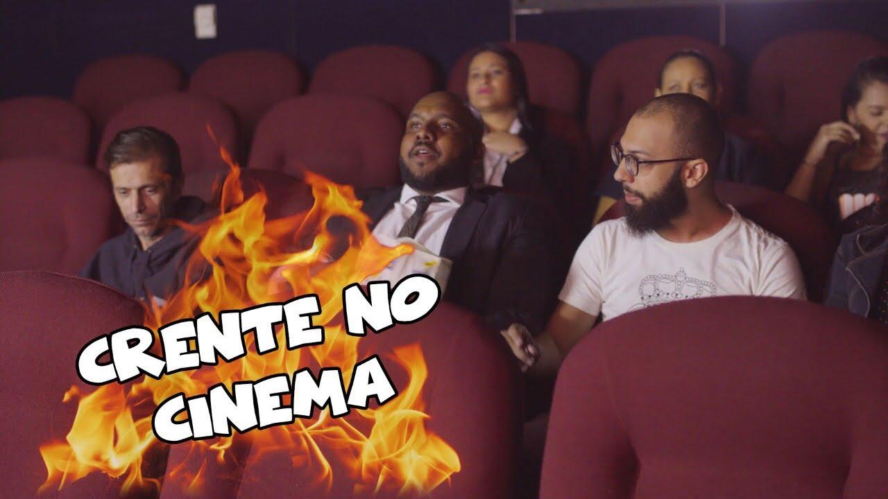 PENTECOSTAL NO CINEMA - Pr. Jacinto Manto | Tô Solto