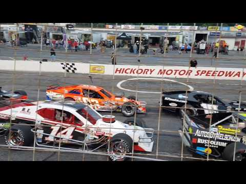 Hickory Motor Speedway - 7/1/2017 - Southern Modified Racing Series (SMRS) - 125 lapper
