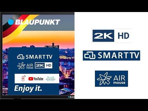 "Обзор телевизора 32"" Blaupunkt 32WE965 (Blaupunkt Series WE965 Review)"