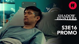 Shadowhunters | Season 3, Episode 16 Trailer | Alec Will Do Anything To Save Magnus
