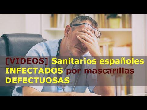 [videos]-españa:-sanitarios-infectados-por-mascarillas-defectuosas.-china:-segunda-ola-de-encierros.