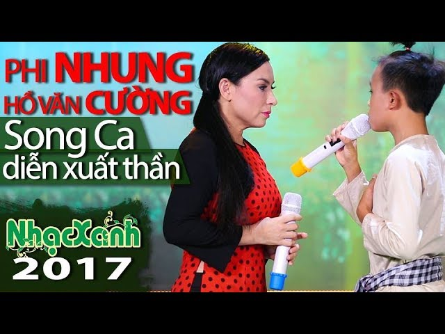 Phi Nhung - Hồ Văn Cường song ca diễn xuất thần ca khúc Bỏ Quê - Lấy Chồng Xa Xứ