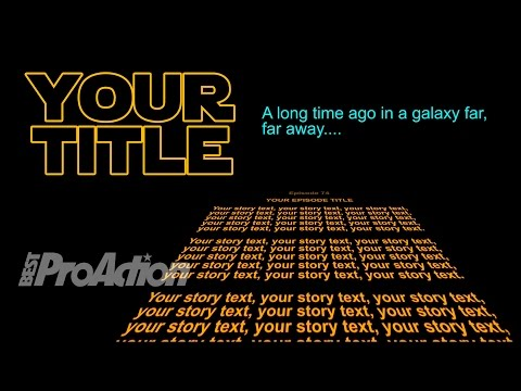 How Did You Do That? E74 - Making Star Wars Intro