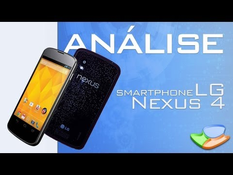 LG Nexus 4 [Análise de Produto] - Tecmundo