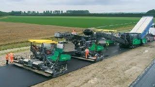 सड़क बनाने की मशीनें देखकर आपके होश उड़ जायेंगे   5 Modern Road Machines Technology in the World.