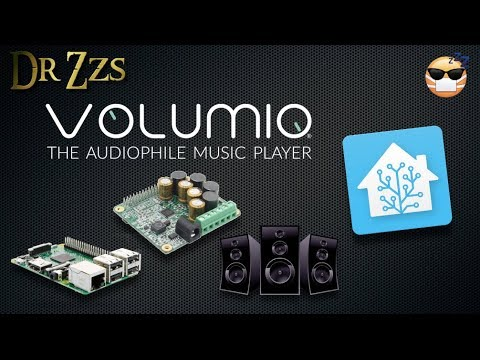 Getting Started with Volumio, the Music Server on a Rpi that works with Home Assistant