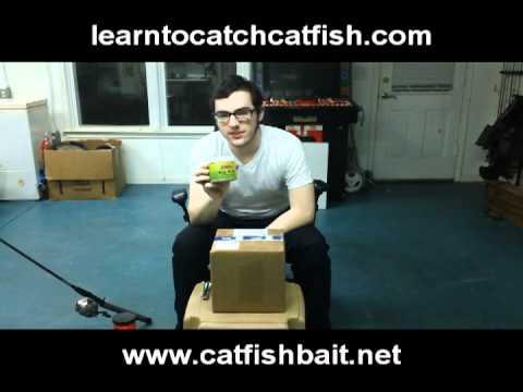 Sure Shot Catfish Bait Reaction