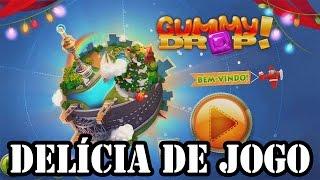 Gummy Drops (IOS/Android) - Delícia de Jogo ( ͡° ͜ʖ ͡°)
