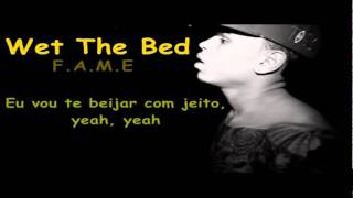 Chris Brown ft. Ludacris - Wet The Bed (Legendado)