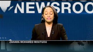 AFRICA NEWS ROOM - Sénégal: Le président Macky Sall réélu avec 58,27% des voix (1/3)