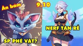TOP 7 thay đổi cực HOT trong LMHT 9.10: Yuumi là SP phế vật nhất lịch sử – Riven bị nerf tận gốc