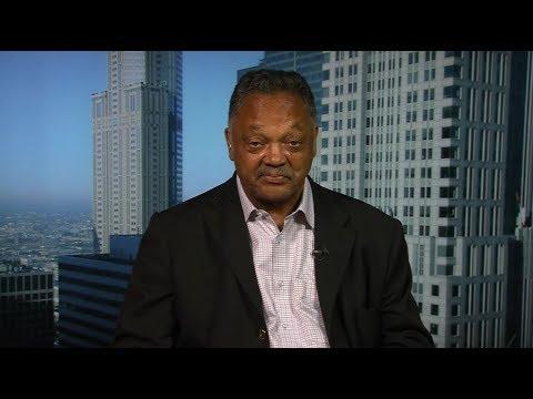 'An international disgrace': Rev Jesse Jackson on Chicago's violence
