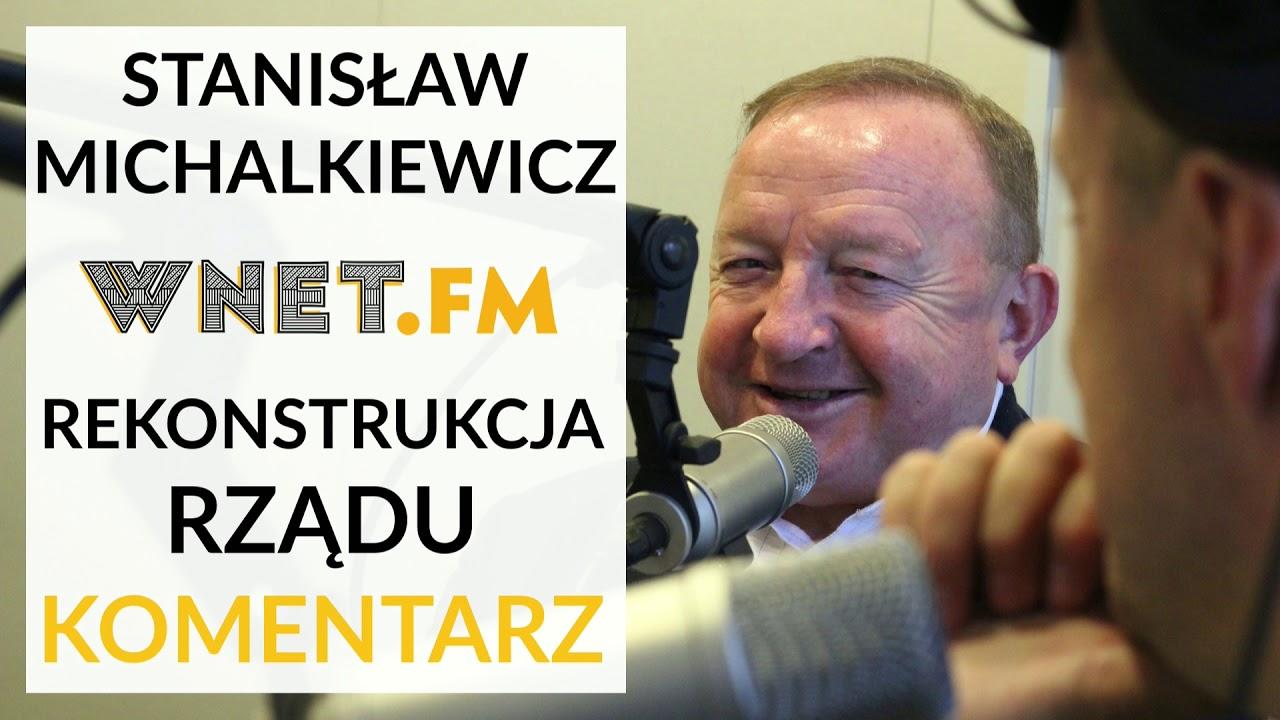 Michalkiewicz: Dymisja Macierewicza oznacza, że Kaczyński się cofa