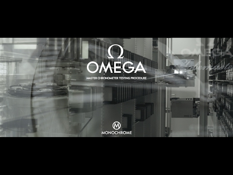 The Omega Master Chronometer Certification - A Monochrome-Watches Documentary