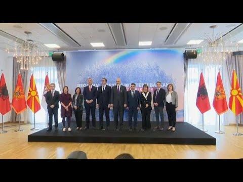 Balcãs Ocidentais reforçam cooperação