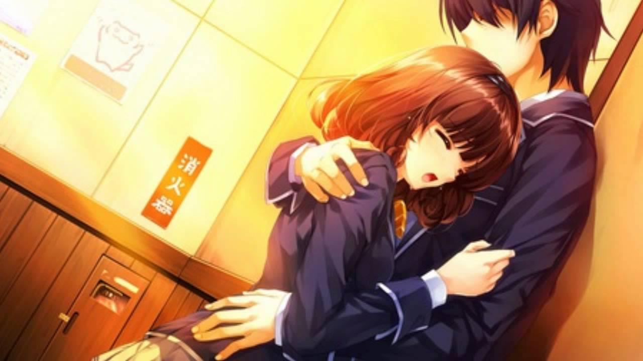 28 Wallpaper Anime Couple Sad Baka Wallpaper