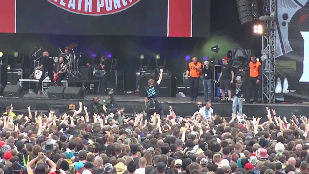 Five finger death punch the way of the fist 'live' download.