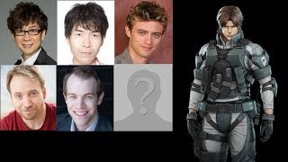 Anime Voice Comparison- Togusa (Ghost in the Shell)