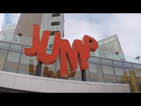What's JUMP all about in Downtown Boise?