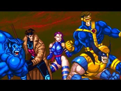 X-Men: Mutant Apocalypse (SNES) Playthrough - NintendoComplete